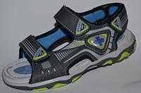 Босоножки сандалии на мальчика р-ры  32, 34, 36 Y-TOP с супинатором