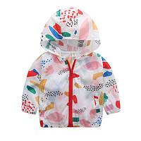 Куртка ветровка прозрачная