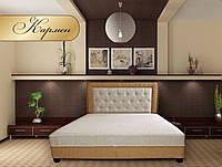 Кровать полутороспальная Кармен с подъемным механизмом