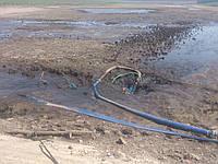 Осушение водоемов и карьеров