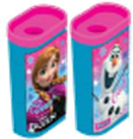 """Точилка цветная с контейнером """"Frozen """"  620260"""