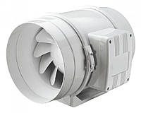 ВЕНТС ТТ 200 - вентилятор для круглых каналов