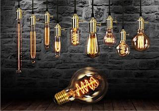 Винтажные лампы накаливания