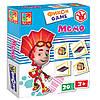 Развивающая настольная игра Фикси Игра Мемо Vladi Toys VT 2107-02