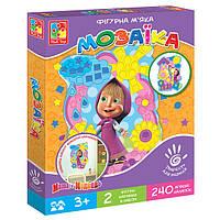 Набор для творчества Фигурная мягкая мозайка Маша Vladi Toys VT 2301-03