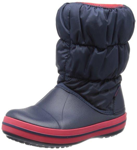 b2f91ea3d5ff Детские зимние сапоги Крокс, Crocs Winter Puff, Unisex-Child Boots -  Магазин игрушек