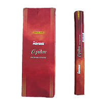 Аромапалочки опиум Благовоние Opium Darshan 20шт/уп для медитации