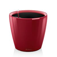 Вазон 21 Classico LS, красный глянец