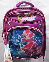 Рюкзак для девочек с ортопедической спинкой (Китай; 2 расцветки) Купить в Украине