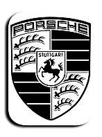 Магнитик Порше лого