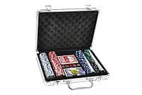 Набор для Покера 200 Pc Poker Game Set
