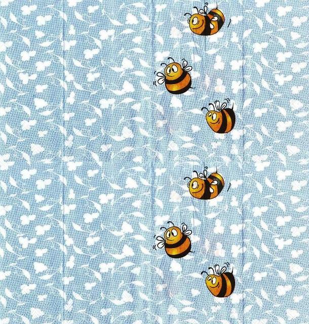 Салфетки декупажные пчёлки 2180