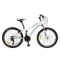 Велосипед Профи Гранд G24К329-1  24 дюйма, Profi Grand cтальная рама
