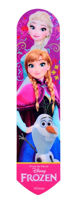 "Закладки 2D ""Frozen and friends""  705369"