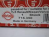 Комплект прокладок турбины на Renault Trafic / Opel Vivaro 1.9dCi (2001-2006) Elring (Германия) 715.350, фото 6