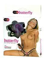 Клиторальный вибратор Butterfly Stimulator
