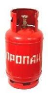 Балоны газовые  пропановые —  11кг (27 литров) Белорусь