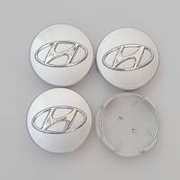 Заглушки колпачки литых дисков Hyundai, фото 1