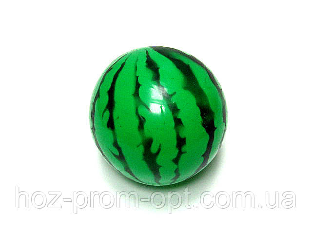 Мяч АРБУЗ 23 см