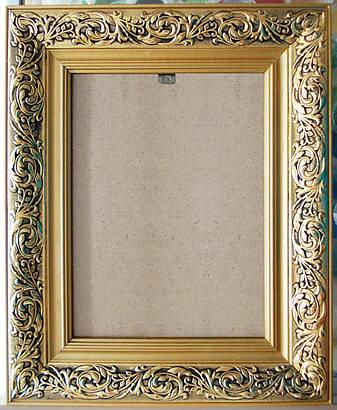 Рамка дерев'яна 20х27, фото 2