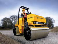Аренда дорожного катка JCB VMT480 массой 5 тонн