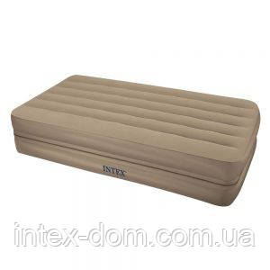 Надувная кровать Intex 66750 2-in-1 ИНТЕКС(99х191х46см)киев