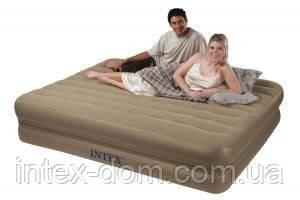 Надувная кровать Intex 66754 (2-in-1) ИНТЕКС(152х203х46см.) киев