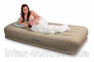 Надувная кровать Intex 67740 Pillow Rest…киев