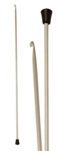 Крючок алюминиевый тунисский 30 см KnitPro,  2,50мм