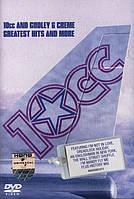 Видео диск 10 CC AND GODLEY & CREME Greatest hits (2006) (dvd video)