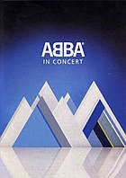 Видео диск ABBA In concert (1979) (dvd video)