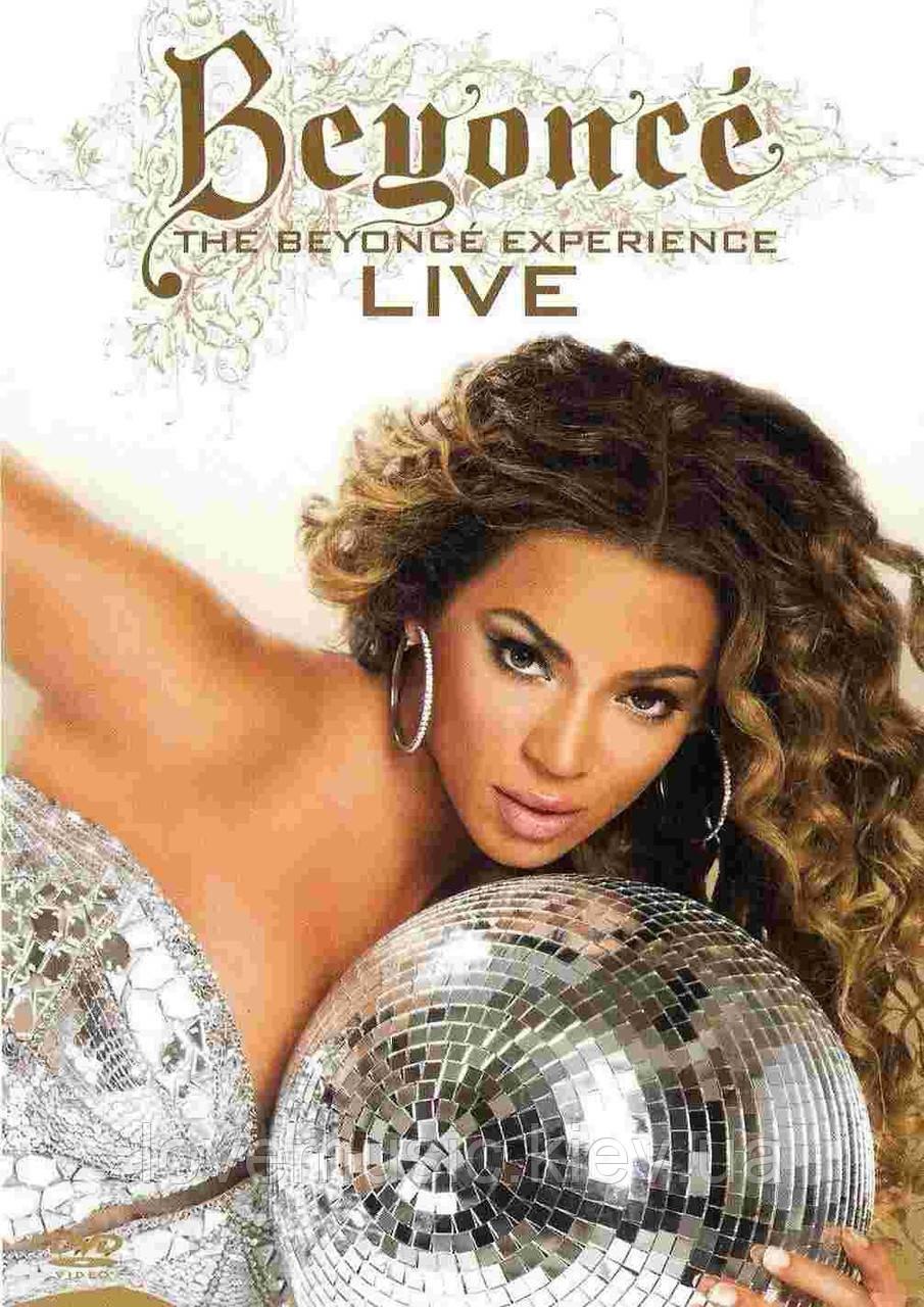 Відео диск BEYONCE The Beyonce experience Live (2007) (dvd-video)
