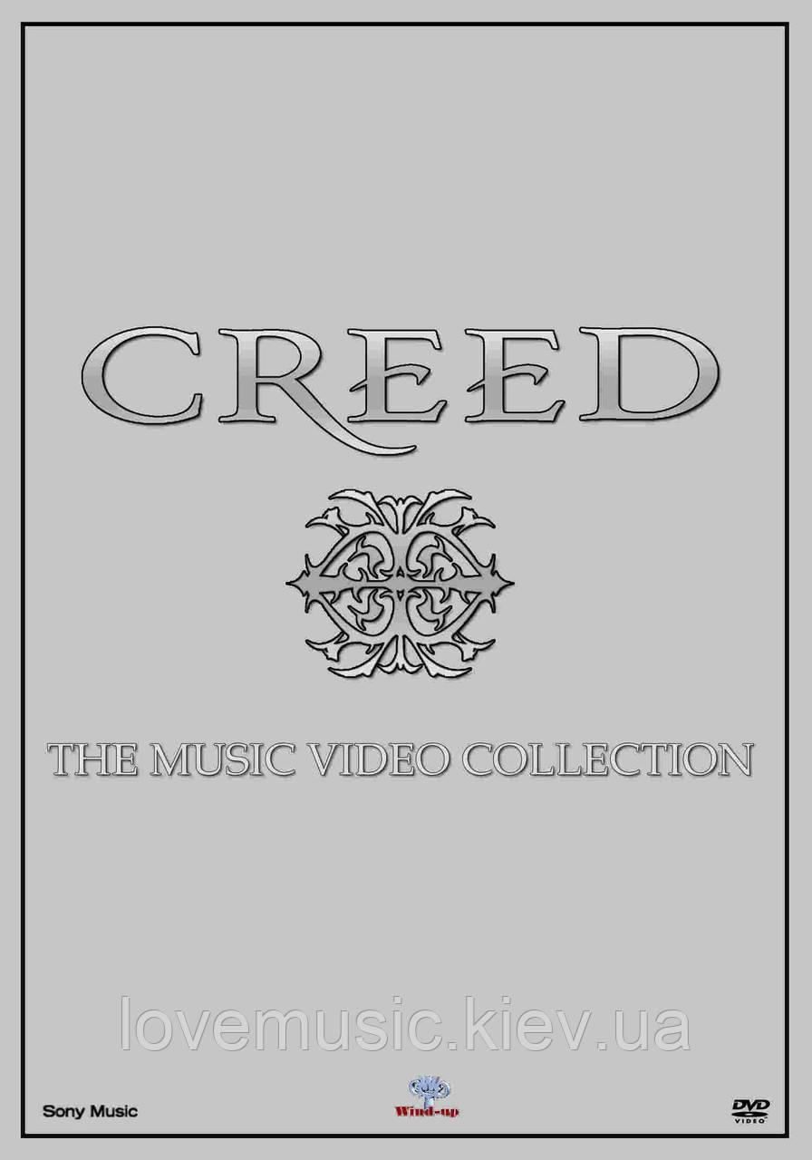 Відео диск CREED Greatest hits (2004) (dvd-video)