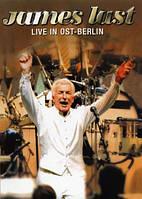 Відео диск JAMES LAST Live in Ost–Berlin (1987) (dvd video)