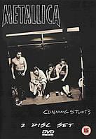 Видео диск METALLICA Cunning stunts (2004) 2 DVD (dvd video)