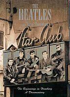 Видео диск THE BEATLES with TONY SHERIDAN The beginning in Hamburg (1984) (dvd video)