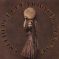 Вінілова платівка CREEDENCE CLEARWATER REVIVAL Mardi gras (1972) Vinyl (LP Record)