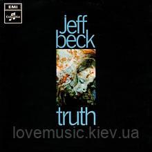Вінілова платівка JEFF BECK Truth (1968) Vinyl (LP Record)