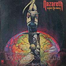 Вінілова платівка NAZARETH Except no mercy (1977) Vinyl (LP Record)