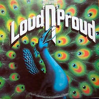 Вінілова платівка NAZARETH Loud 'n' proud (1973) Vinyl (LP Record)