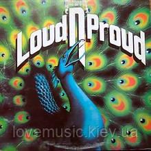 Вінілова платівка NAZARETH Loud 'n' proud (1973) Vinyl (LP Record)