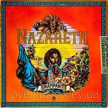 Вінілова платівка NAZARETH Rampant (1975) Vinyl (LP Record)