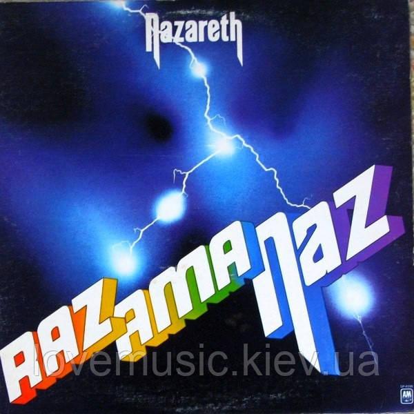 Вінілова платівка NAZARETH Razamanaz (1973) Vinyl (LP Record)