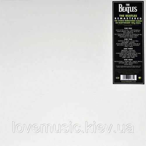 Вінілова платівка THE BEATLES White album (1968) Vinyl (LP Record)