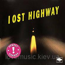 Музичний сд диск (OST) LOST HIGHWAY (1996) (audio cd)