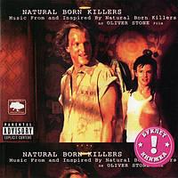 Музичний сд диск (OST) NATURAL BORN KILLERS (1996) (audio cd)