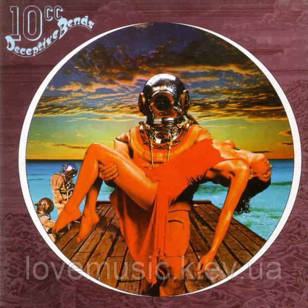 Музичний сд диск 10 CC Deceptive bends (1997) (audio cd)
