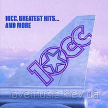 Музичний сд диск 10 CC Greatest hits… and more (2006) 2 CD (audio cd)