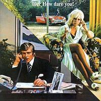 Музыкальный сд диск 10 CC How dare you! (1976) (audio cd)