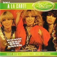 Музыкальный сд диск A LA CARTE Best hits (2005) (audio cd)